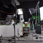 Behind the scenes - Time Warner Commercial shoot