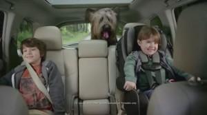 ruckus - nissan pathfinder commercial